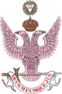 Informa el Supremo Consejo del Grado 33 del REAA